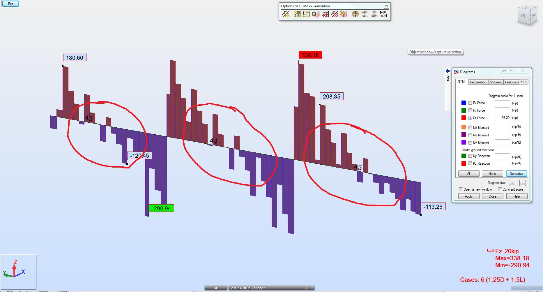 Solved shear and moment diagram looks strange autodesk community shear updatedg pooptronica Choice Image