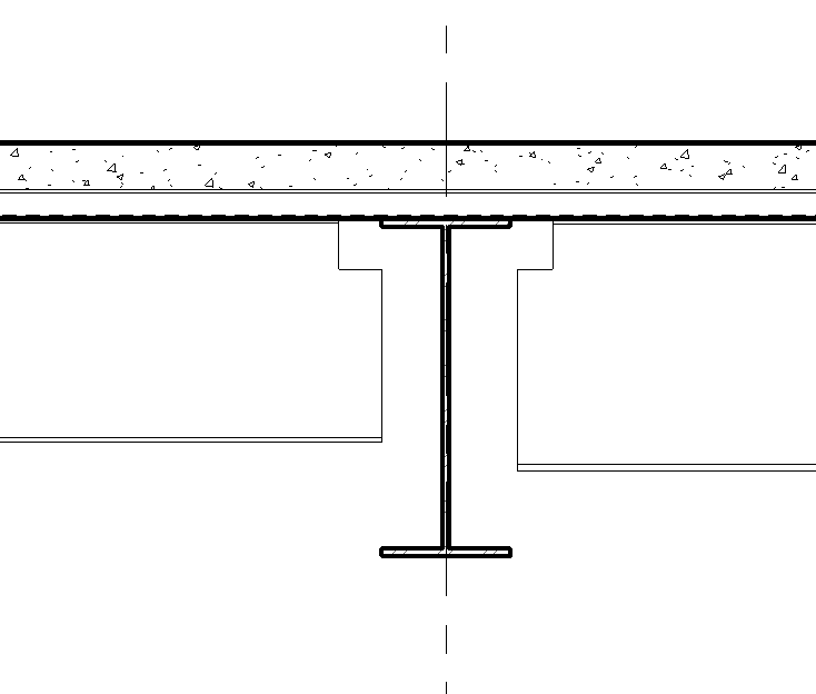 Steel Beam to Beam Connection detail - Autodesk Community