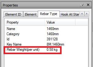 Solved: Rebar Weight - Autodesk Community- Navisworks