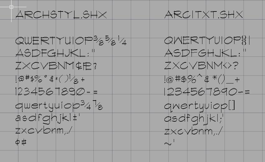 Best inventor / autocad / pdf / printing fonts autodesk.