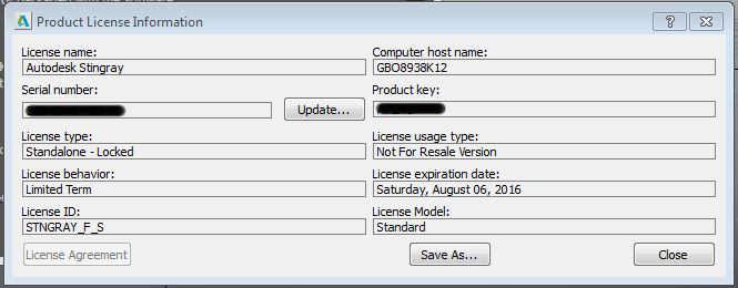 autodesk licencing how to get to registration page