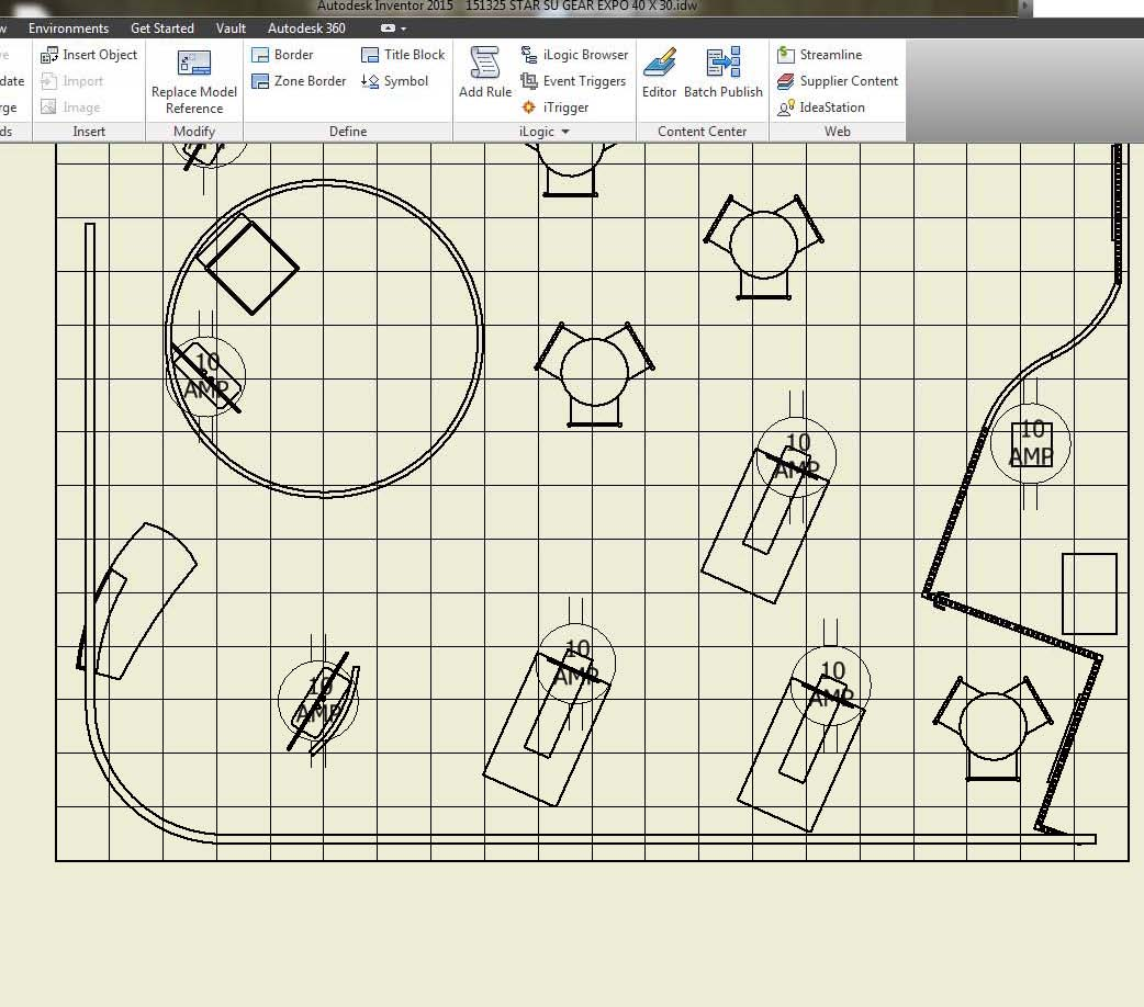 Solved: Hiding Things Behind Sketched Symbols - Autodesk
