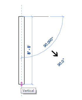 Solved: temporary dimensions precision control - Autodesk Community