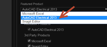 Autodesk Civil 3D Videos show up as Auotcad Electrical on