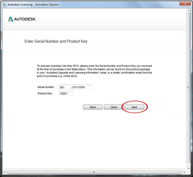 3d max 2012 product key