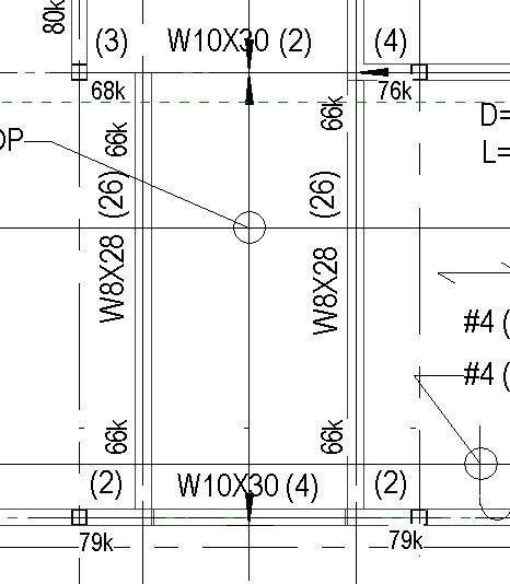 Structural Framing Tag-w-End Reactions - Autodesk Community- Revit
