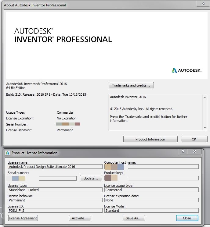 The Company That Invented T: Solved: Inventor 2016 R2 Update (Customers With