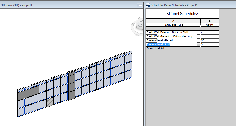 Solved: Reset Curtain Wall Panels - Autodesk Community