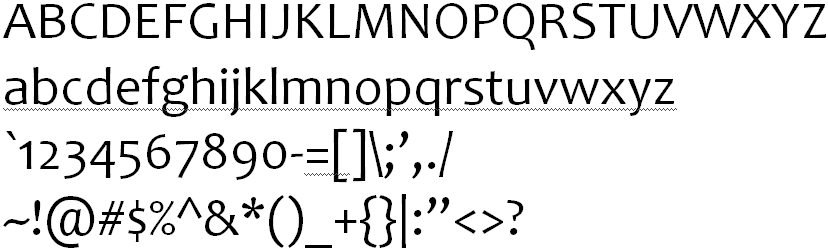 archstyl.shx font
