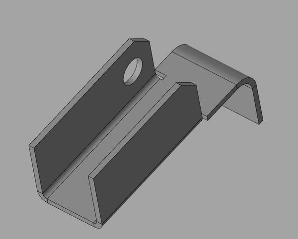 Sheetmetal Fold Creating Fold On Half Sheet Autodesk