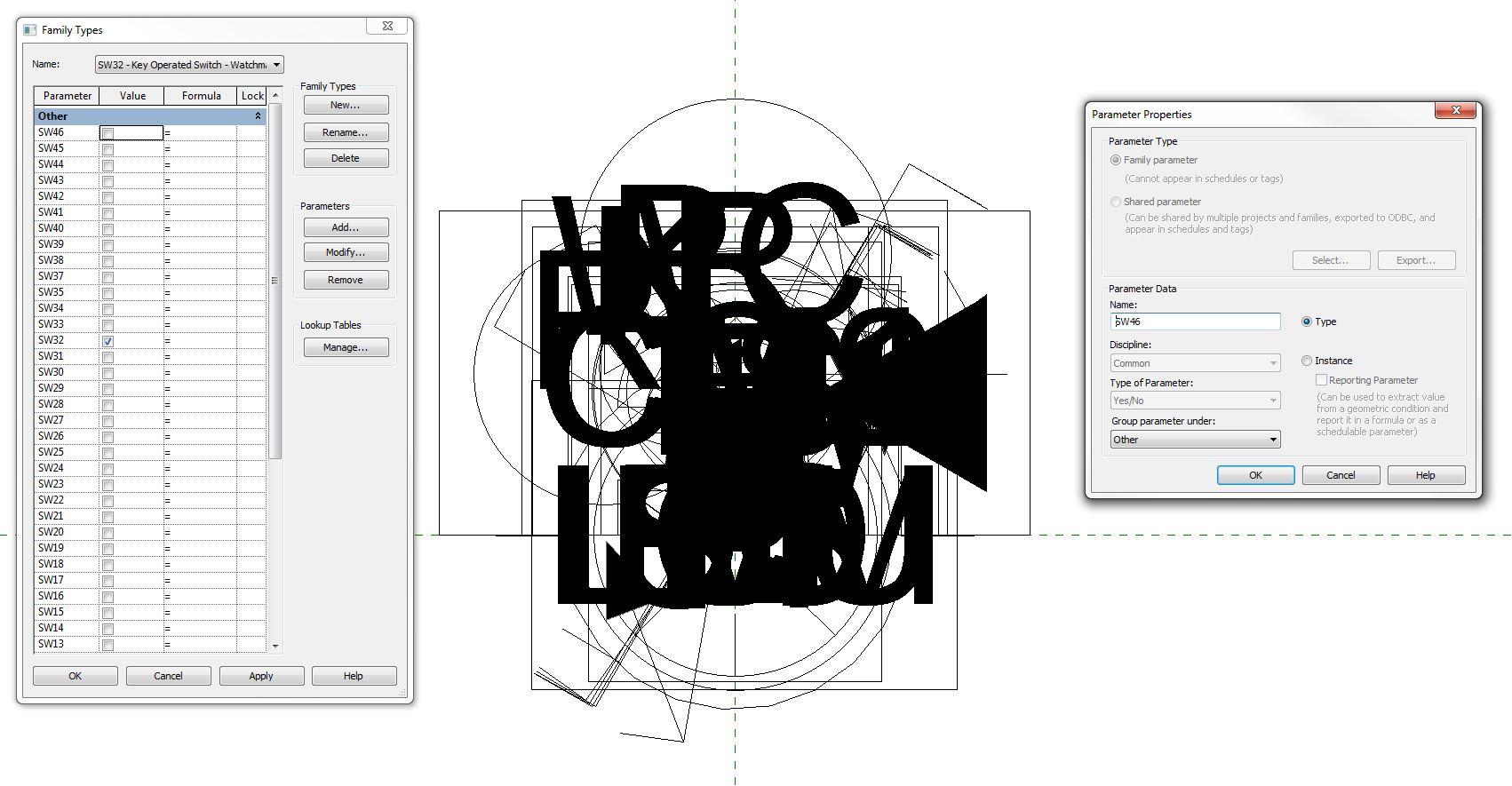 Solved revit 2d symbols visibility autodesk community screenshotg biocorpaavc Choice Image