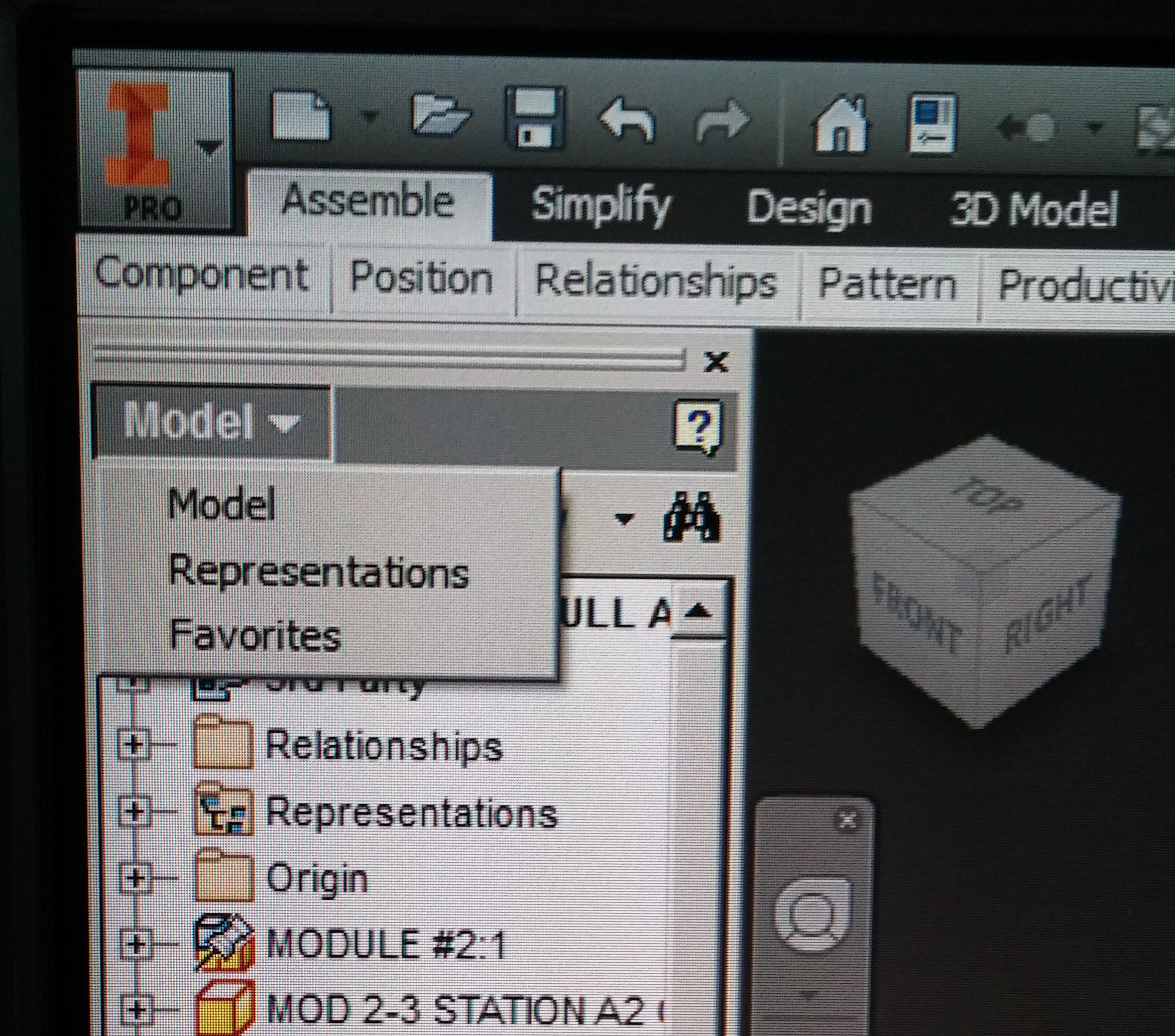 Solved Closed The Sidebar Autodesk Community Inventor