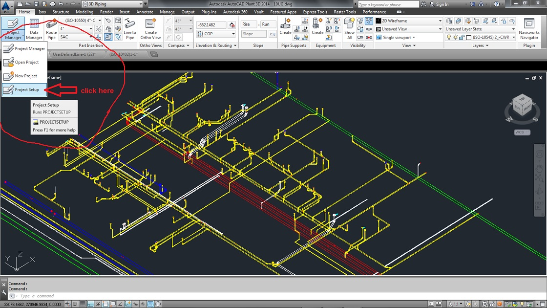 Solved plant 3d modify default layer properties in for Plante 3d dwg
