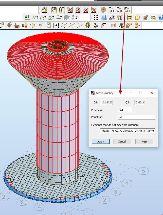 Solved: Elevated Water Tank - Page 2 - Autodesk Community- Robot