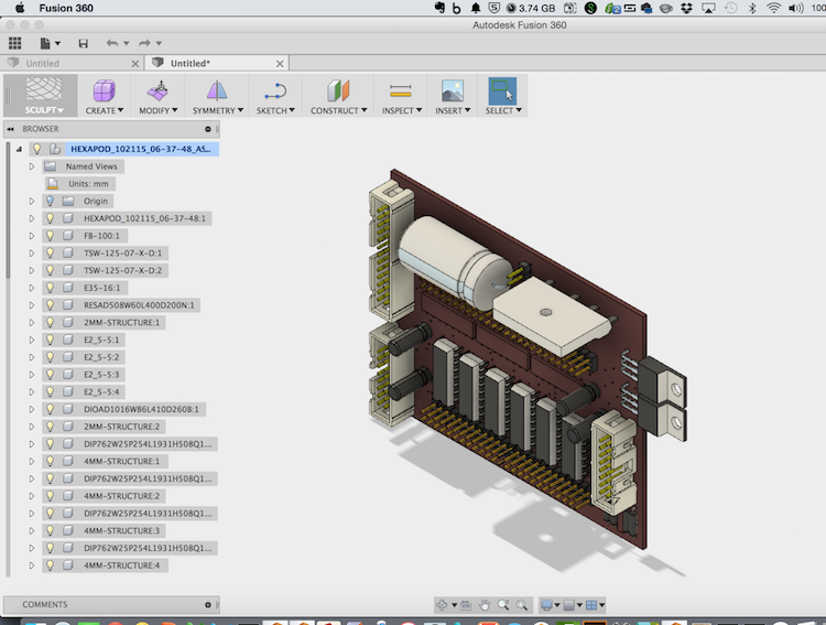 Bridging the ECAD/MCAD gap with Fusion 360 and CadSoft EAGLE