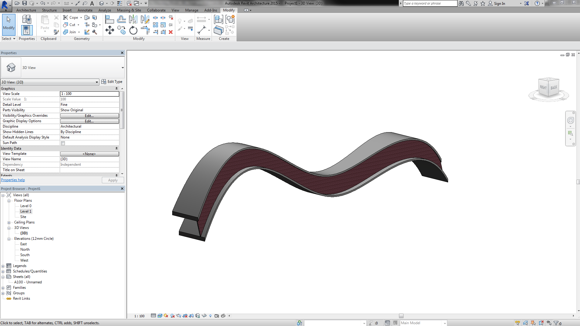 how to draw footings in revit