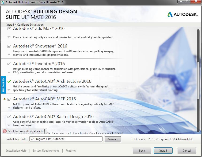 Descarga de software Autodesk Infrastructure Design Suite Ultimate 2014