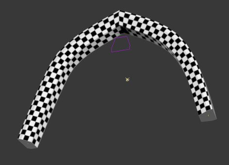 UVW mapping  Can't match the checker pattern - Autodesk