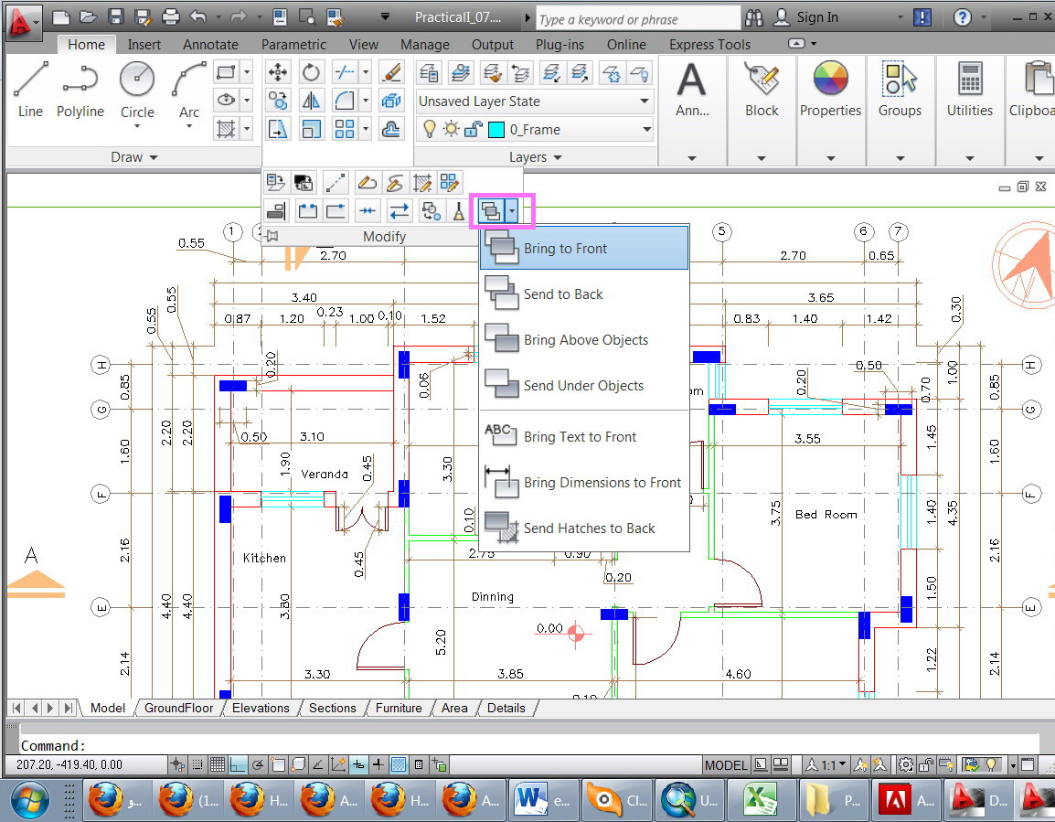 Is The Going To Be Implemented In One Day In The Autocad?