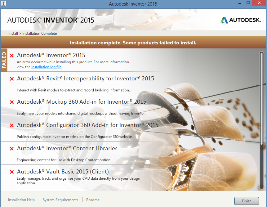 autodesk inventor 2015 full download