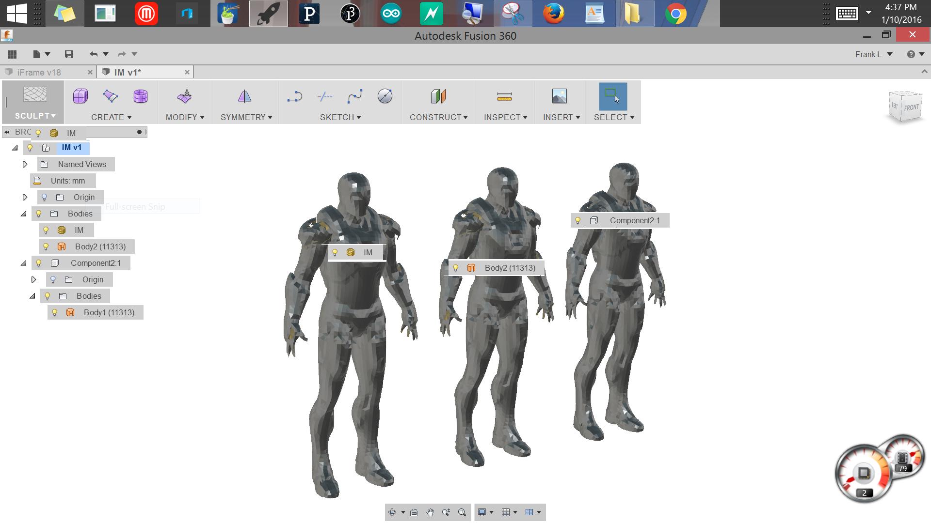 Solved Stl File Import For Sculpting Edit Page 9