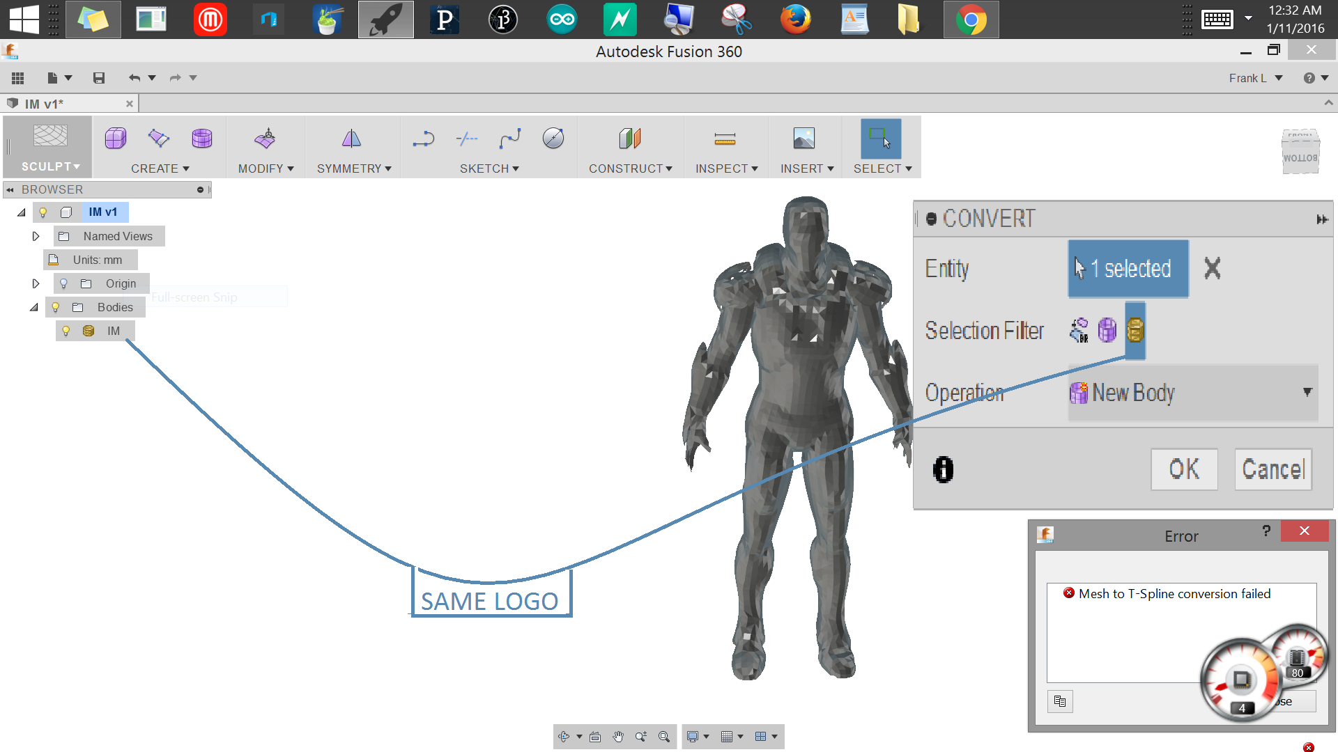 Solved Stl File Import For Sculpting Edit Page 6