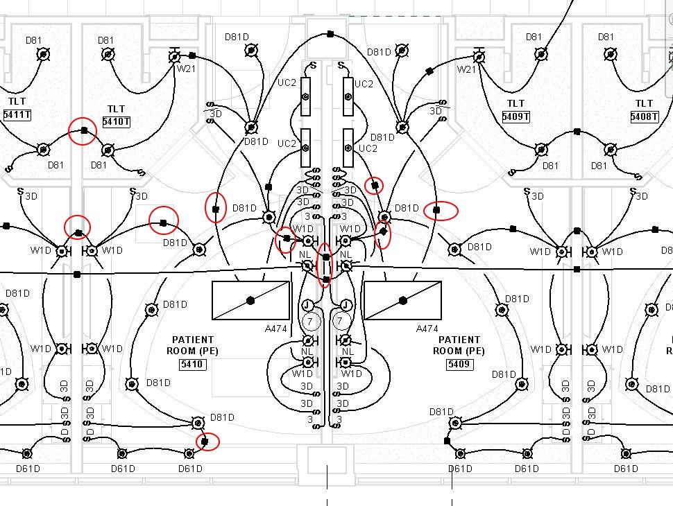 Solved: Lighting: Separate switching, same circuit