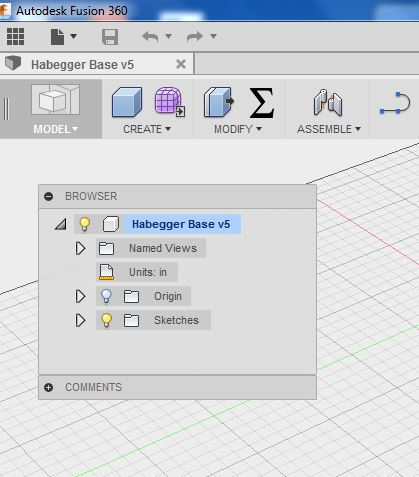 Solved: Browser WIndow - Autodesk Community- Fusion 360