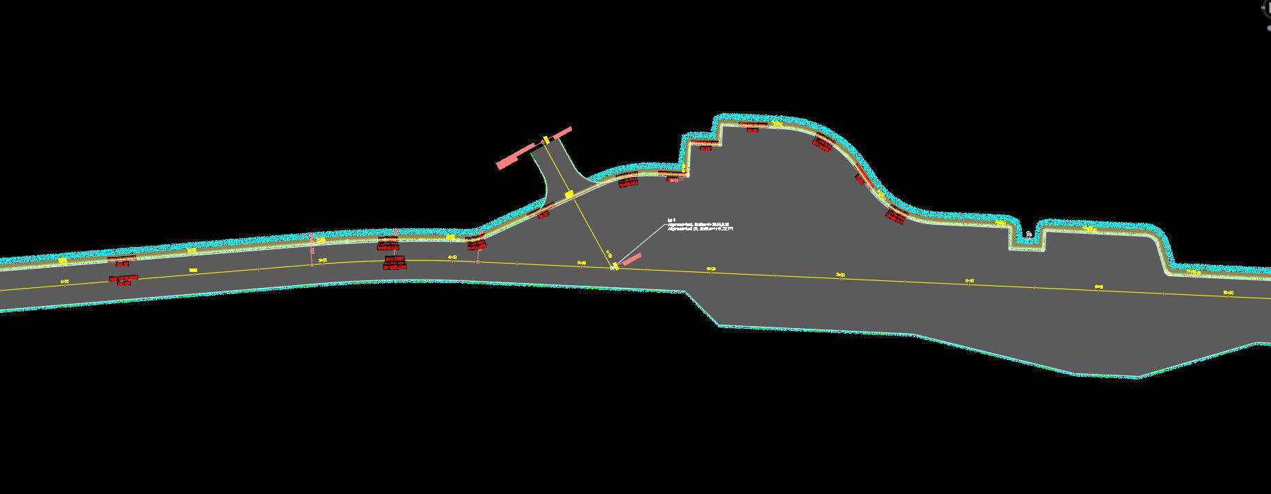 Roadway layout design in Civil3d - Autodesk Community- Civil 3D