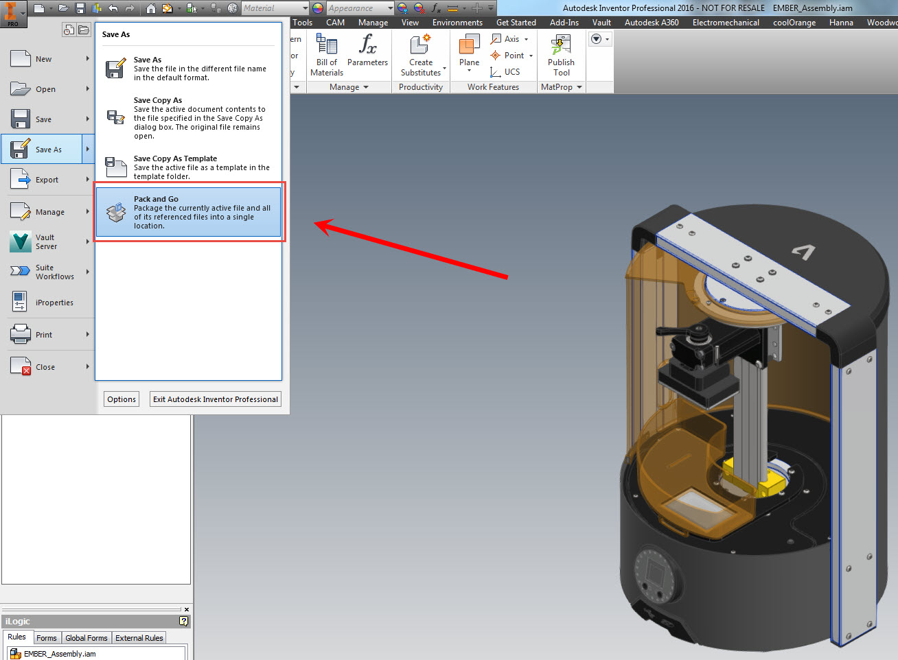 Buy Cheap Autodesk Inventor Professional 2016