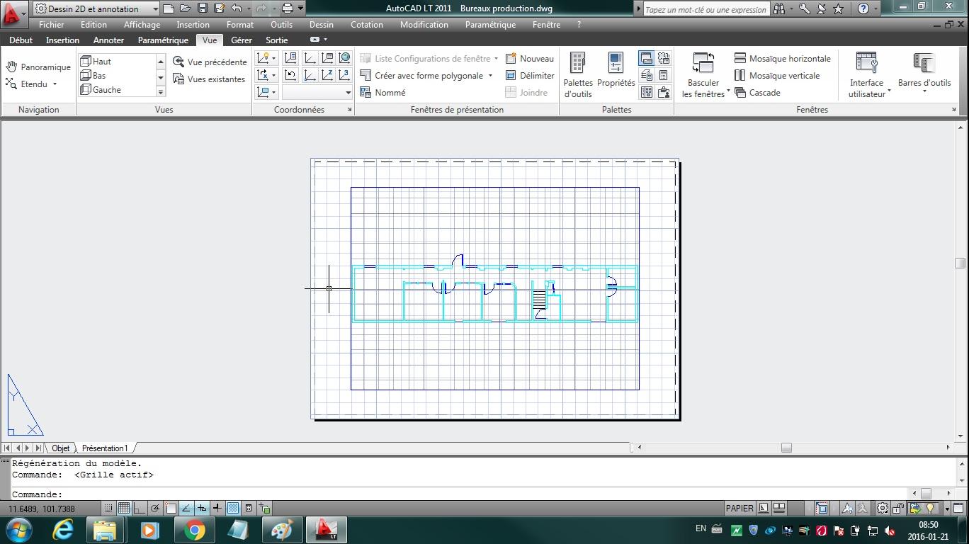 R solu grille dans les fen tres flottantes autodesk for Buer dans les fenetre