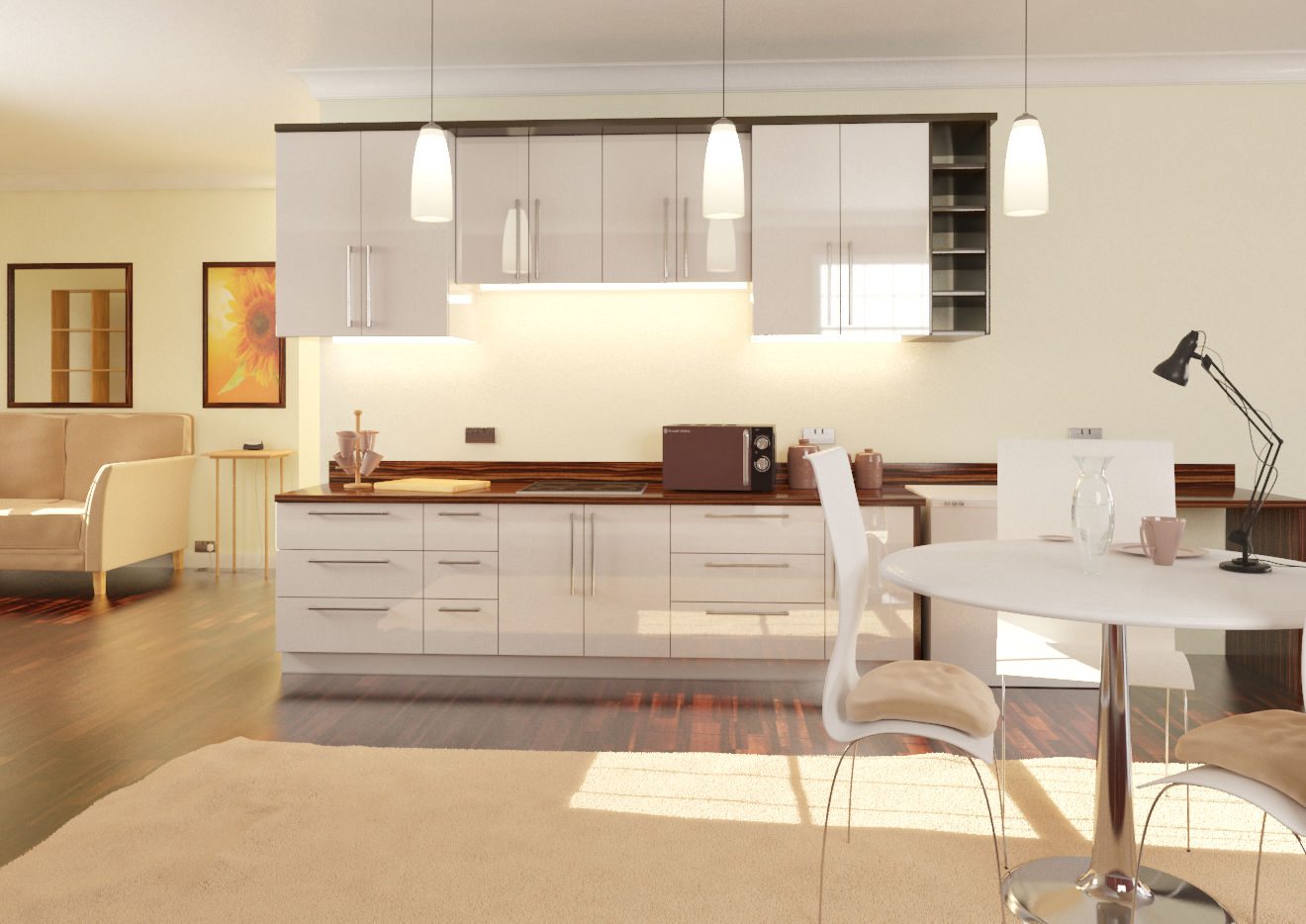 Realistic interior rendering issues vray 3ds max 2016 - 3ds max vray render settings interior ...