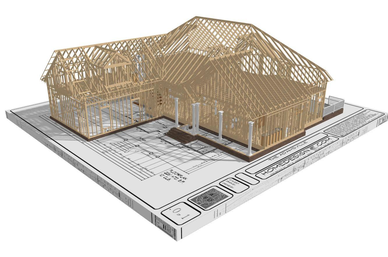 Show pdf underlay in realistic or shaded mode when plotted Free building drawing software