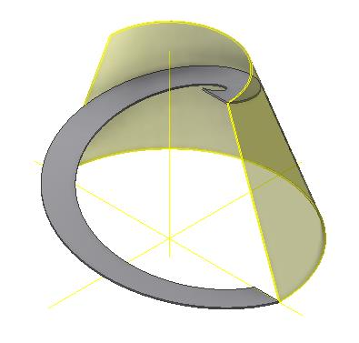 Coil to Flat Pattern - Autodesk Community- Inventor