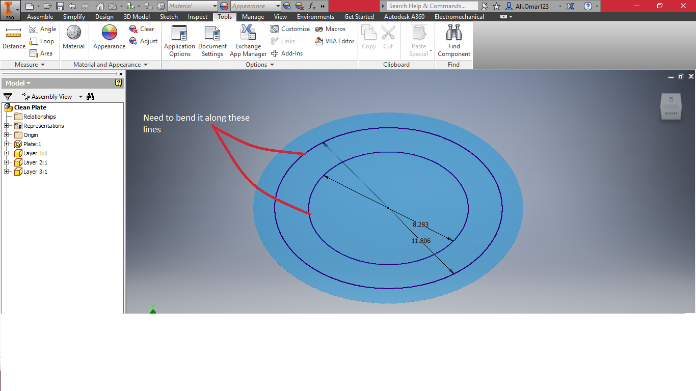 Solved: Where's the Bend Feature? - Autodesk Community- Inventor