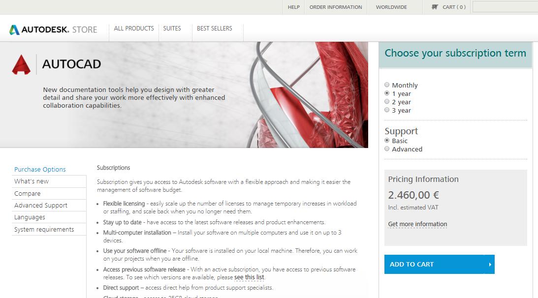 Buy Revit LT & Revit LT Suite subscription | Autodesk