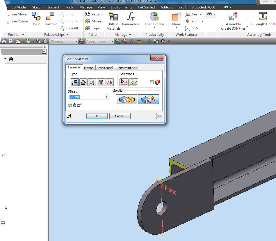 Autodesk Inventor Ideas: Pointcloud Shape Recognision