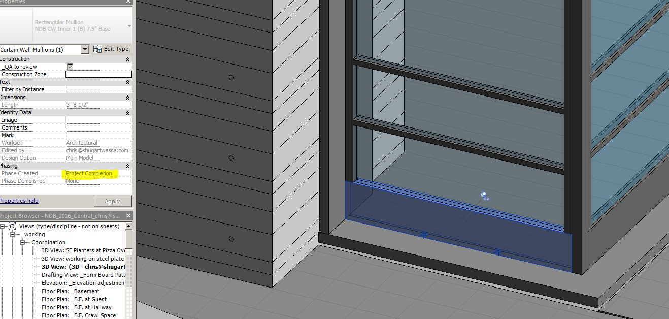 Solved Nested Curtain Panels In Wrong Phase Don T Change