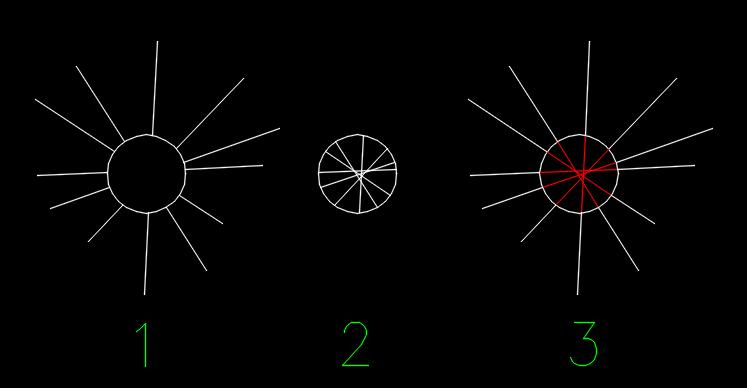 Break multiple lines with a polgon - Autodesk Community- AutoCAD