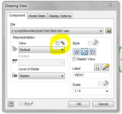 Solved: Visibility greyed out? - Autodesk Community- Inventor
