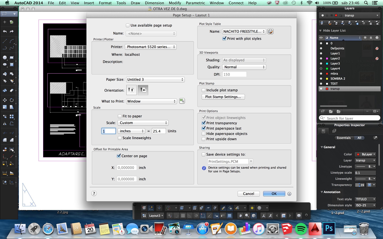 Problem with transparency auto cad mac - Autodesk Community
