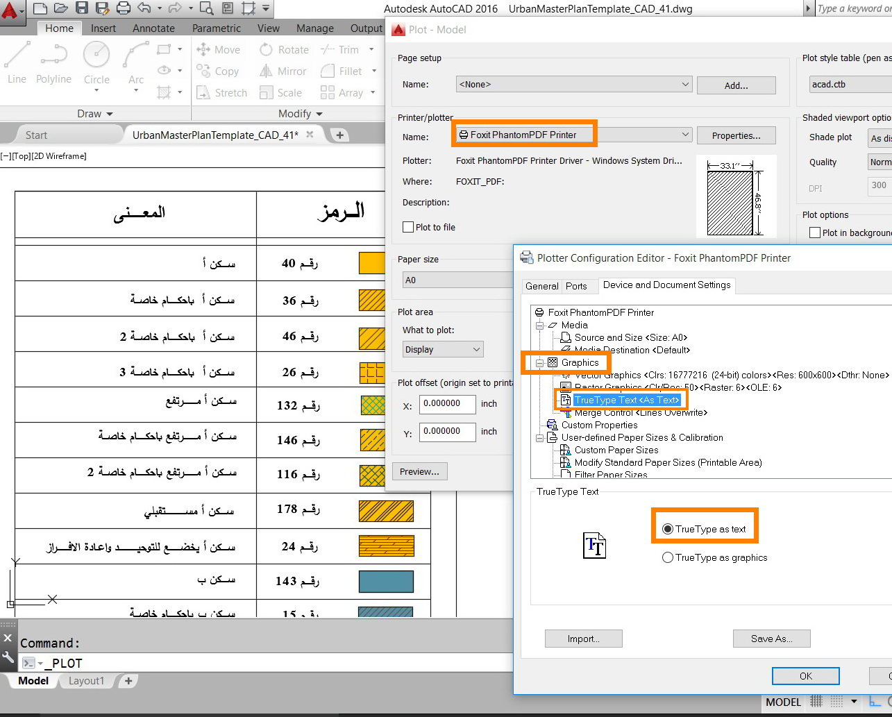 Solved Arabic Font In The Autocad Page 2 Autodesk