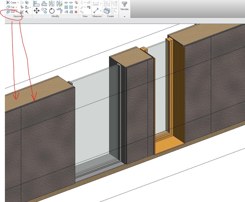 Revit Curtain Wall : Merging curtain wall panels revit menzilperde