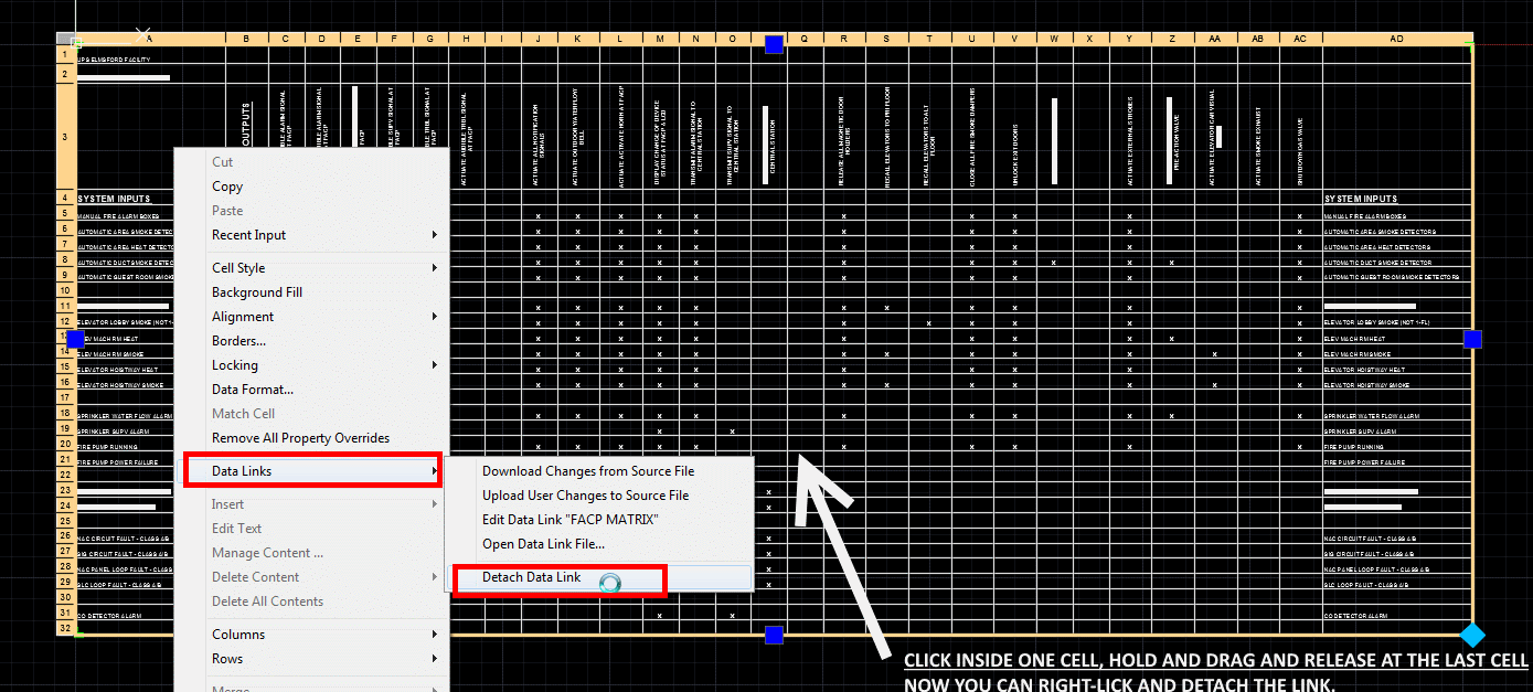 how to delete link in excel
