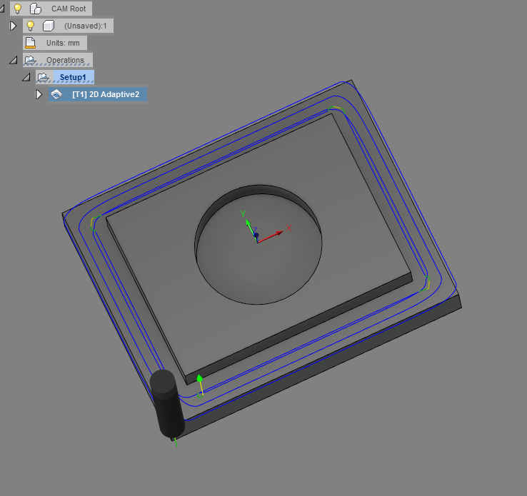 Solved: basic tutorial to CAM feature - Autodesk Community