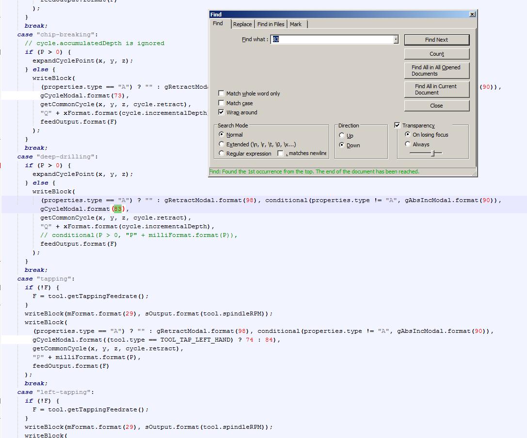 Fanuc 3T Post Processor Needed - Page 2 - Autodesk Community
