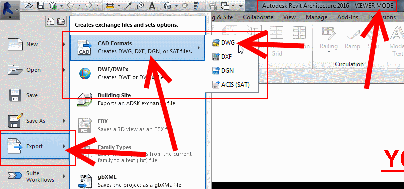Solved: Converting RVT to DWG - Autodesk Community- AutoCAD