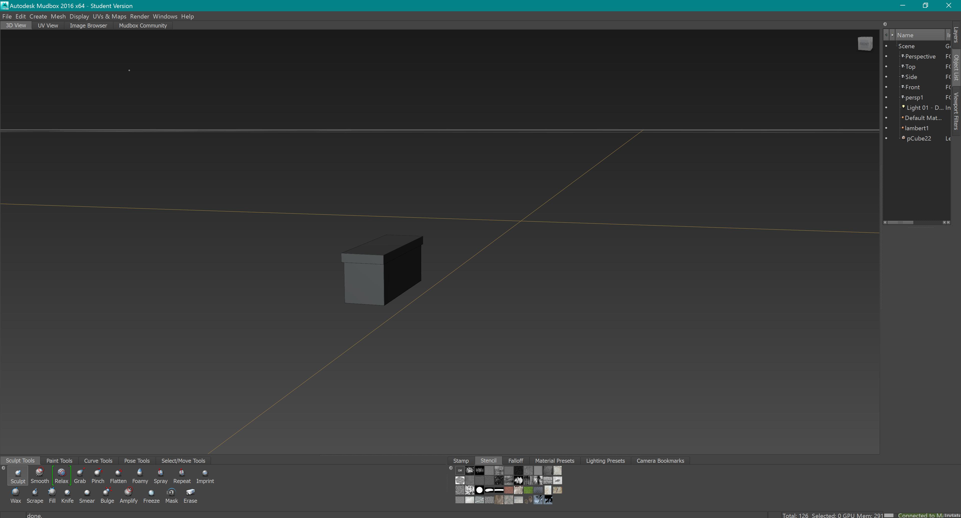 Scaling Maya and Mudbox to 4k - Autodesk Community- Maya