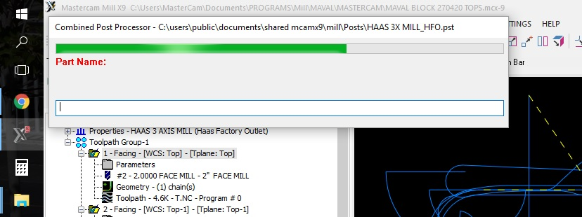 Post for VF2 - Autodesk Community- HSM