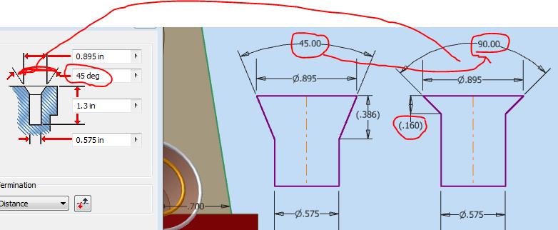 Solved: Holes on model - Autodesk Community- Inventor